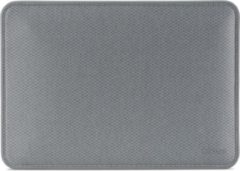 "Grijze Incase ICON Sleeve voor 15"" MacBook Pro (2016 t/m 2019) - Diamond Ripstop Cool Gray"