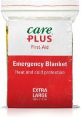 Care Plus Emergency Blanket 160x213cm Gold/Silver