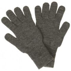 Reiff - Fingerhandschuhe - Handschoenen maat M, olijfgroen/zwart