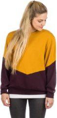 Gouden Iriedaily Luv Sweater paars