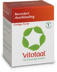 Vitotaal Ginkgo Forte 90 vegicaps