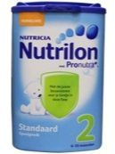 Nutrilon Opvolgmelk 2 - vanaf 6 maanden - Flesvoeding - 800 gram