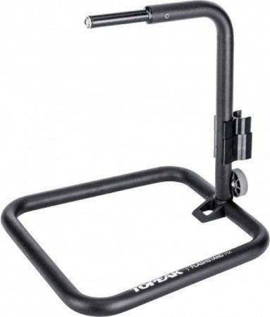 Afbeelding van Zwarte Topeak FlashStand MX fietsstandaard - Reparatiestandaarden