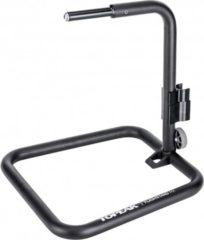 Zwarte Topeak FlashStand MX fietsstandaard - Reparatiestandaarden