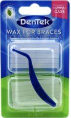 Dentek beugelwas | Kalmerende wax bij pijn door beugel dragen