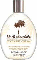 BROWN SUGAR BLACK CHOCOLATE COCONUT DREAM Zonnebankcreme 200x BRONZER - 400 ml
