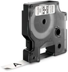 DYMO 45013 Labeltape Tapekleur: Wit Tekstkleur: Zwart 12 mm 7 m
