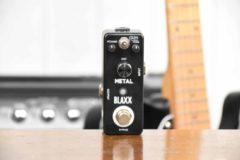 Stagg Blaxx Metal distortion effectpedaal