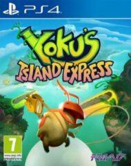 Team 17 Yoku's Island Express /PS4