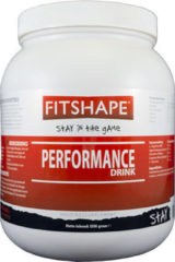 Fitshape Performance drink voorheen Maximum energy boost