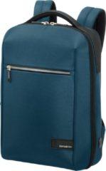 "Turquoise ""Samsonite Laptoprugzak - Litepoint Lapt. Backpack 14.1"""" Peacock"""