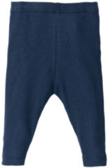 Minibär DESIGN Baby-leggings, blauw 74/80