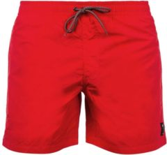 Rode Protest FAST Heren Zwemshort - Red - Maat M
