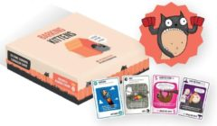 Asmodee Exploding Kittens Barking Kittens Uitbreiding - Engelstalig Kaartspel