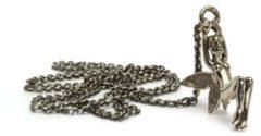Trollbeads TAGFA-00015 Sterling Zilver Collier met elfje 60 cm
