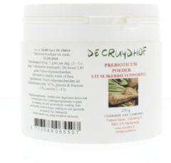 Cruydhof Prebiotica/inulinepoeder Uit Cichoreiwortel