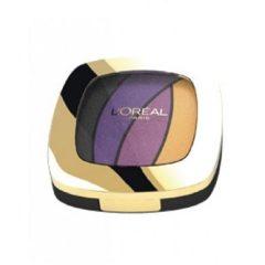 L'Oréal Paris L'Oréal Paris Color Riche Quad - S3 Disco Smoking - Paars - Oogschaduw Palet