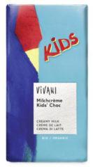 Vivani Kinder Chocolade Melk (100g)