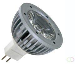1W LEDLAMP - NEUTRAAL WIT (3900-4500K) - 12VAC/DC - MR16