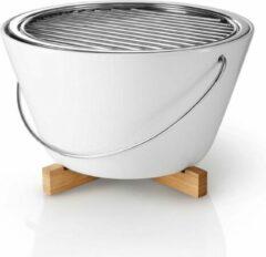Zilveren Eva Solo Tafel grill van porselein