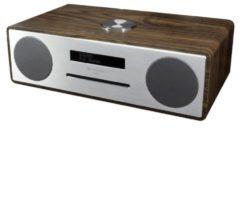 Soundmaster DAB950 Stereo DAB+/UKW Musikcenter, CD/MP3, BT, versch. Varianten Farbe: Braun