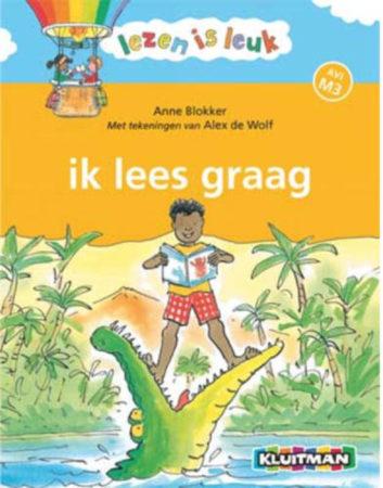 Afbeelding van KLUITMAN Boek Avi Start Ik Lees Graag (6550249)