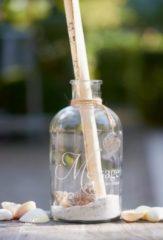 Transparante Riviera Maison Summer Shell Bottle