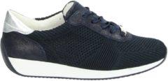 Ara Lissabon dames sneaker - Blauw - Maat 41,5