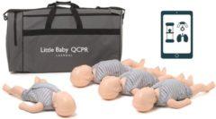 Laerdal - Little baby QCPR - reanimatie- en verslikkingsbaby in 1 - per 4 stuks