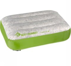 Sea to Summit - Aeros Down Pillow - Kussen maat Regular groen