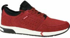 Bordeauxrode Lage Sneakers Levis Scott 229800-750-89