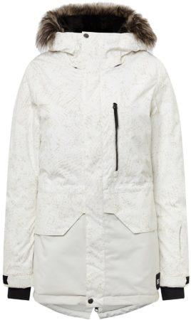 Afbeelding van O'Neill - Women's Zeolite Jacket - Ski-jas maat L, wit/grijs