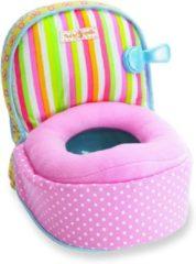 Roze Manhattan Toy potje Baby Stella Playtime meisjes 20,35 cm