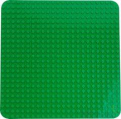 LEGO DUPLO 2304 Bouwplaat Groen 24x24 Noppen (4117428)