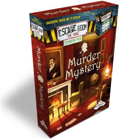 Afbeelding van Identity Games Escape Room The Game Murder Mystery uitbreidingsspel