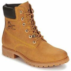 Gele Boots en enkellaarsjes Panama 03 B1 by Panama Jack