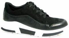 Zwarte FitFlopTM Freya Sneakers