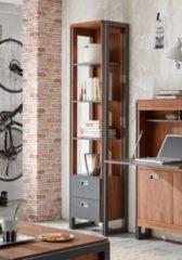 Home affaire Regal »Detroit«, Höhe 202 cm, im angesagten Industrial-Look