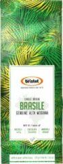 Bristot Brasile Alta Mogiana single origin koffiebonen - 225 gram