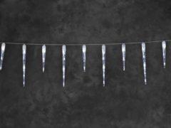 Konstsmide Kerst Lichtgordijn LED - Ijspegel - Konst Smide