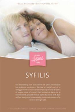 Afbeelding van Easy Home Syfilis zelf / Thuis test voor hem en haar