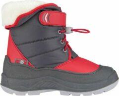 Wintergrip Winter-grip Snowboots Jr - Hoppin' Bieber - Antraciet/Rood/Grijs - 24