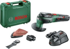 Bosch Home and Garden UniversalMulti 12 0603103001 Multifunctioneel gereedschap Incl. accu, Incl. koffer 12 V 2.5 Ah