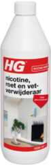 6x HG Nicotine-,Roet- en Vetverwijderaar 1000 ml