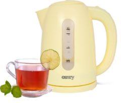 Beige Camry Waterkoker CR 1254c - 1.7 liter - crème
