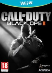 Activision Call Of Duty 9 Black Ops II 2 Game Wii U