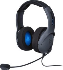 Afterglow PDP Gaming LVL50 Stereo Gaming Headset - PS4 - Grijs
