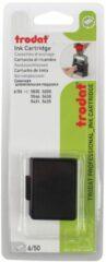 Trodat Reserve-stempelkussen Jun 50 81024 70 x 50 mm (bxh) Zwart 2 stuk(s)