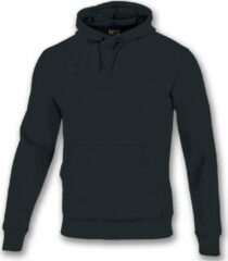 Joma Atenas II Sweater Met Kap - Zwart   Maat: 2XL