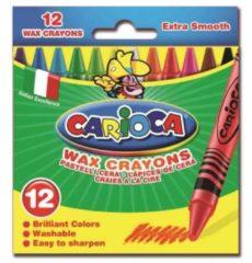 Pastelli a Cera Carioca 12 pezzi